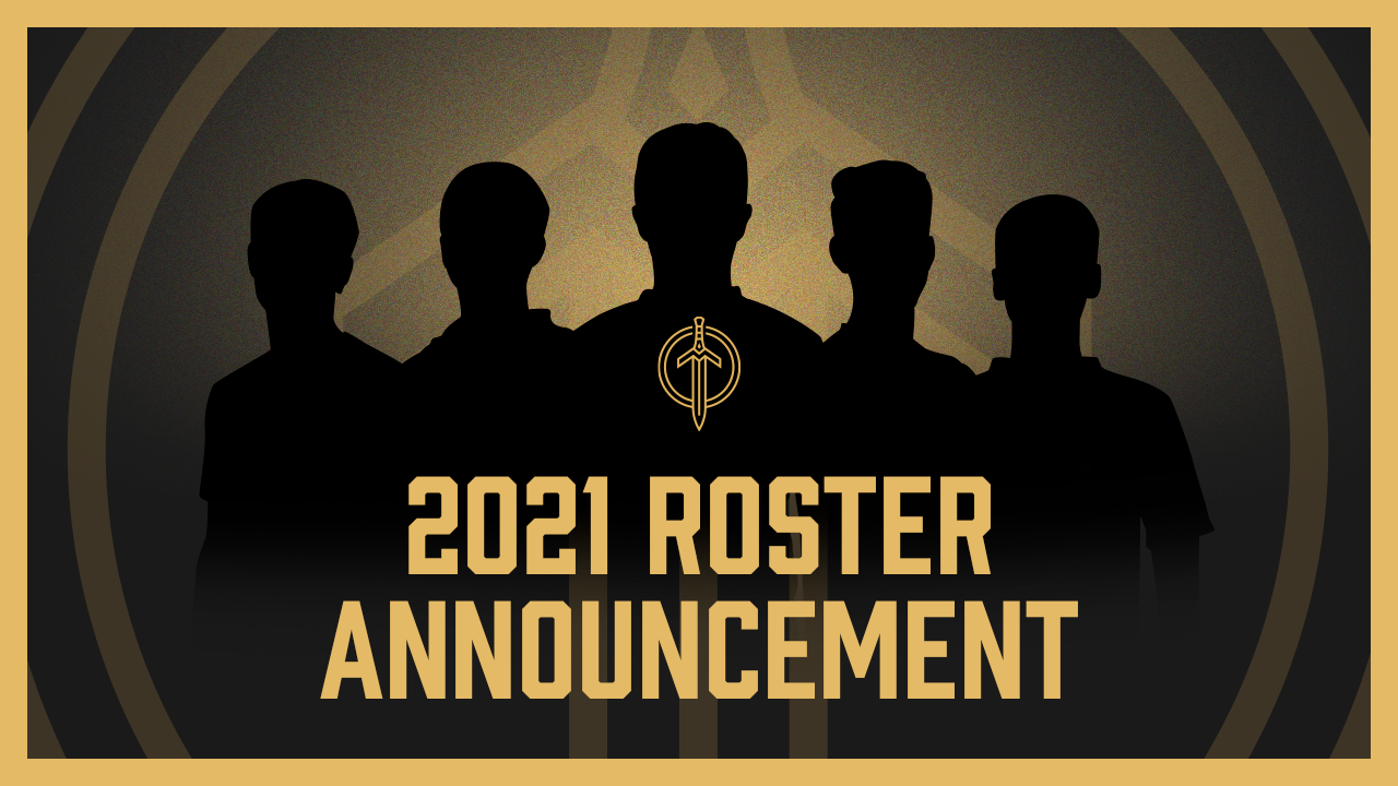 Golden Guardians Announce 2021 LCS Spring Split Roster
