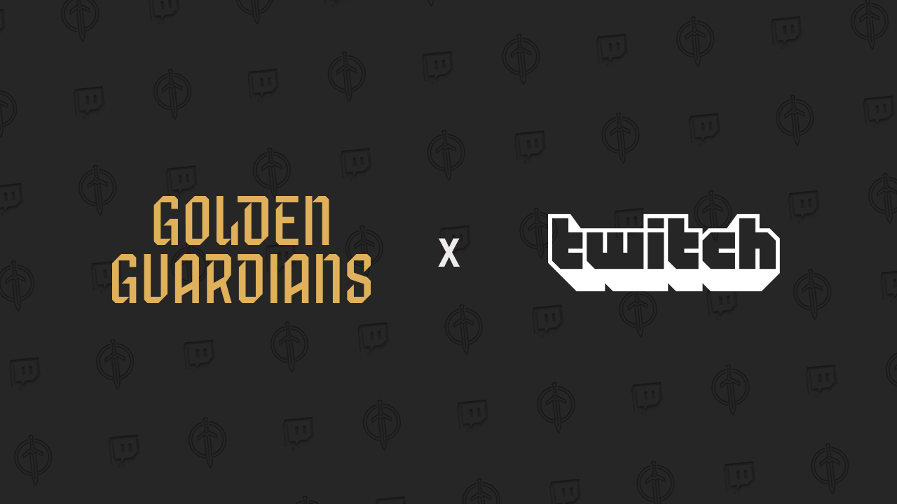 Golden Guardians Extend Partnership With Twitch