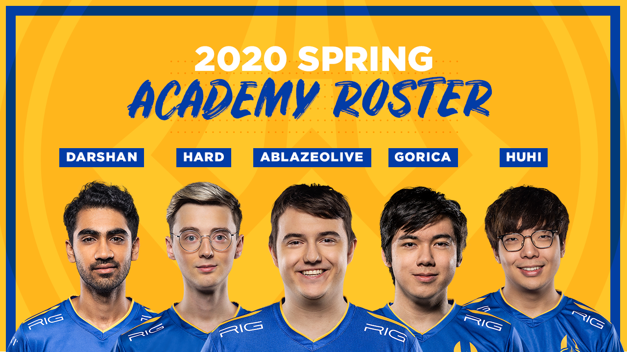 Golden Guardians Finalize Coaching Staff