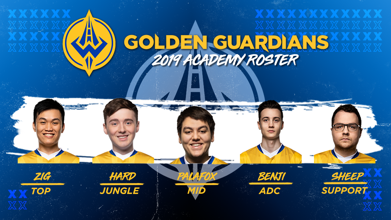 Golden Guardians Hire Jonathon McDaniel As Assistant General Manager, Finalize Coaching Staff, and Academy Team Roster for 2019