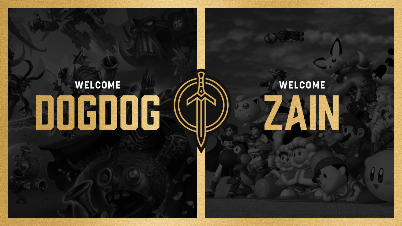 Golden Guardians Announce two new players - DogDog and Zain