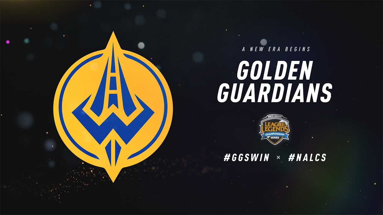 Golden Guardians to Compete in North American League of Legends Championship Series