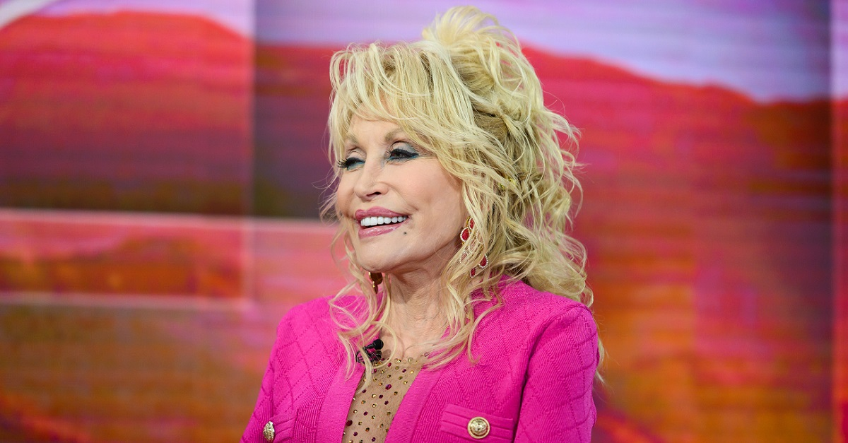 Dolly Parton Starts Her Day At 3 AM: 'The Early Bird Gets The Worm'