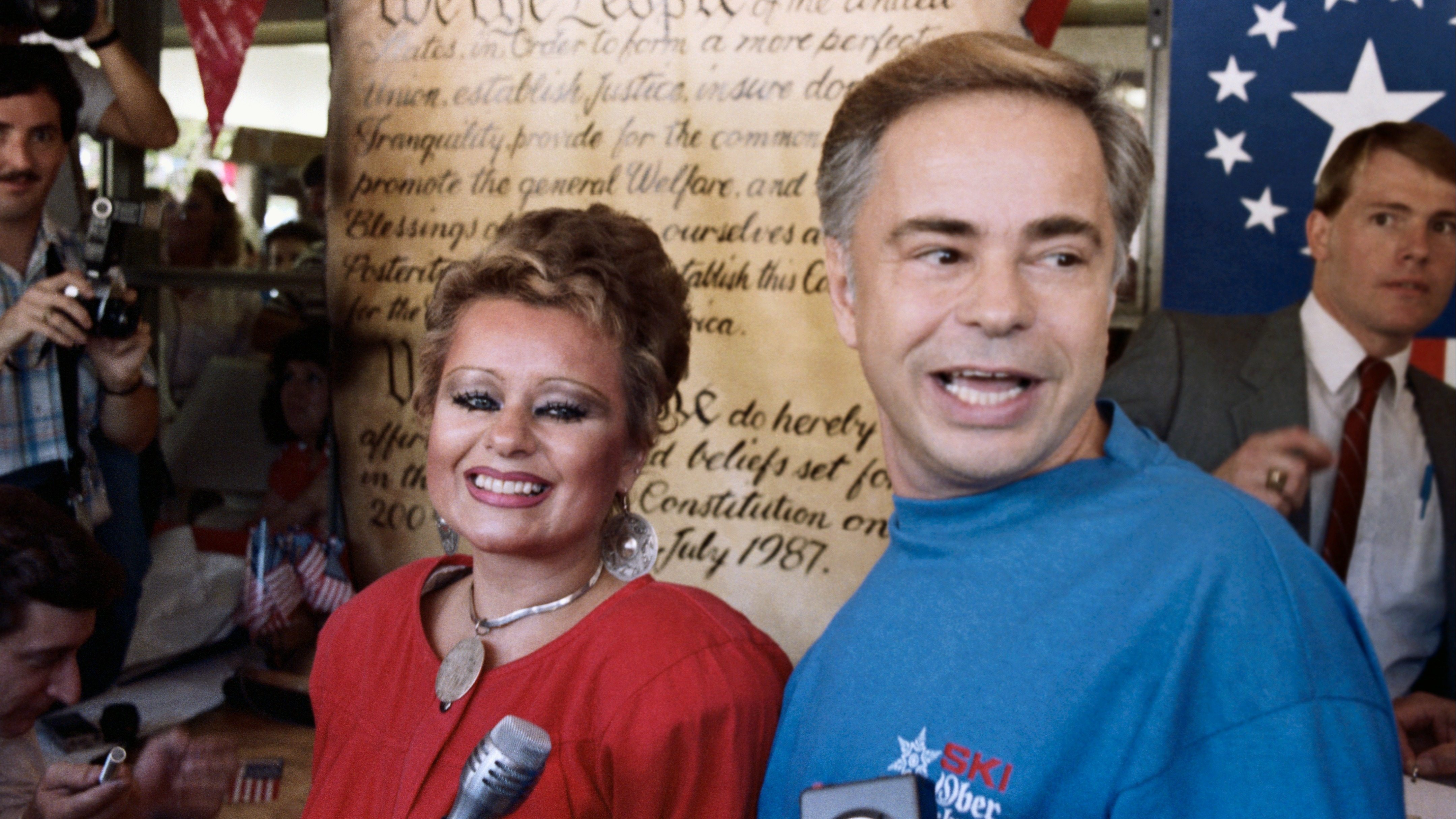 The Real-Life Collapse Of Televangelists Tammy Faye And Jim Bakker Was Dark And Startling