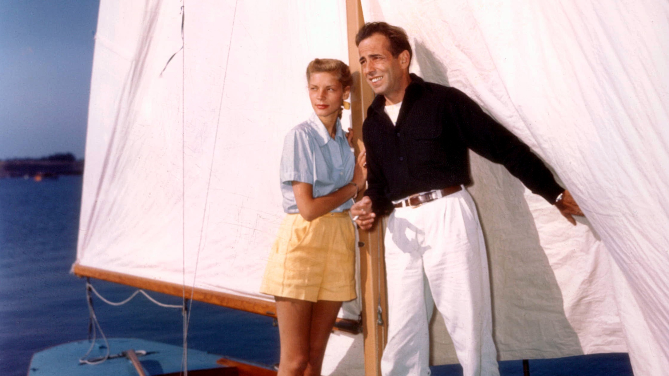 People Were Skeptical But It Turns Out Humphrey Bogart And Lauren Bacall Had Real Love