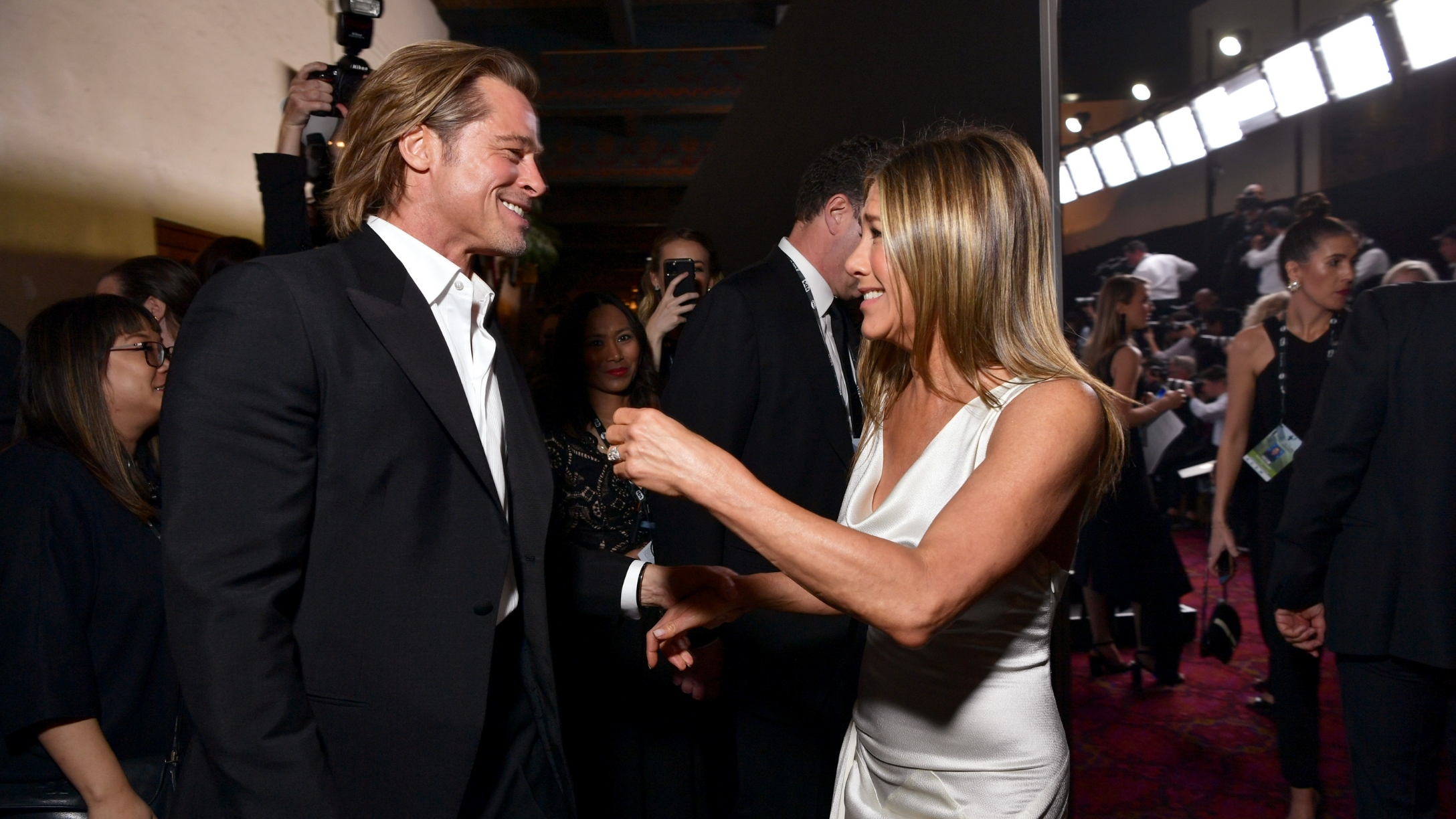 Jennifer Aniston Comes Clean About How She Really Feels About Brad Pitt Today