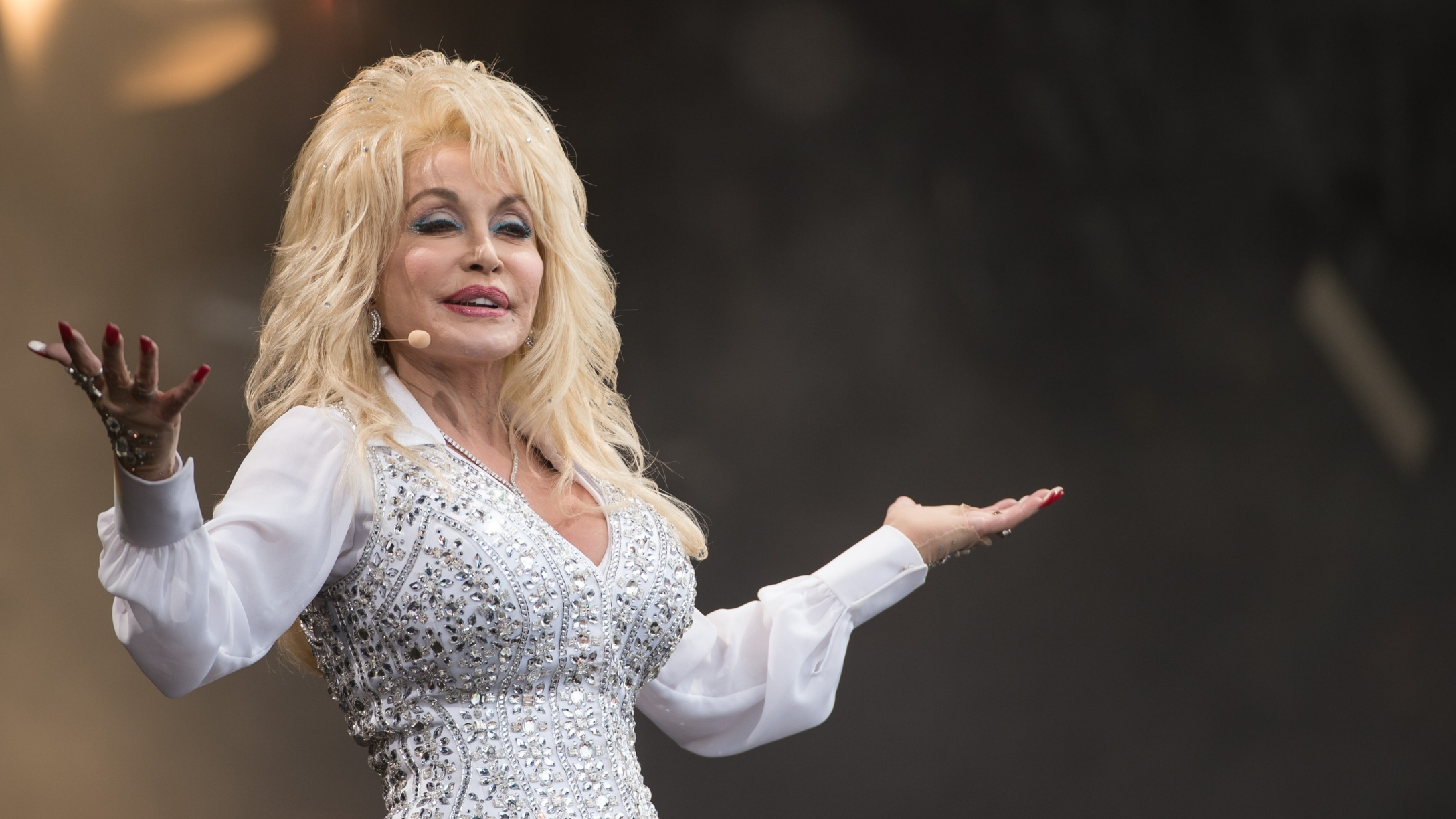 Dolly Parton Is Stunning As Ever As She Recreates 'Playboy' Cover For Husband's Birthday