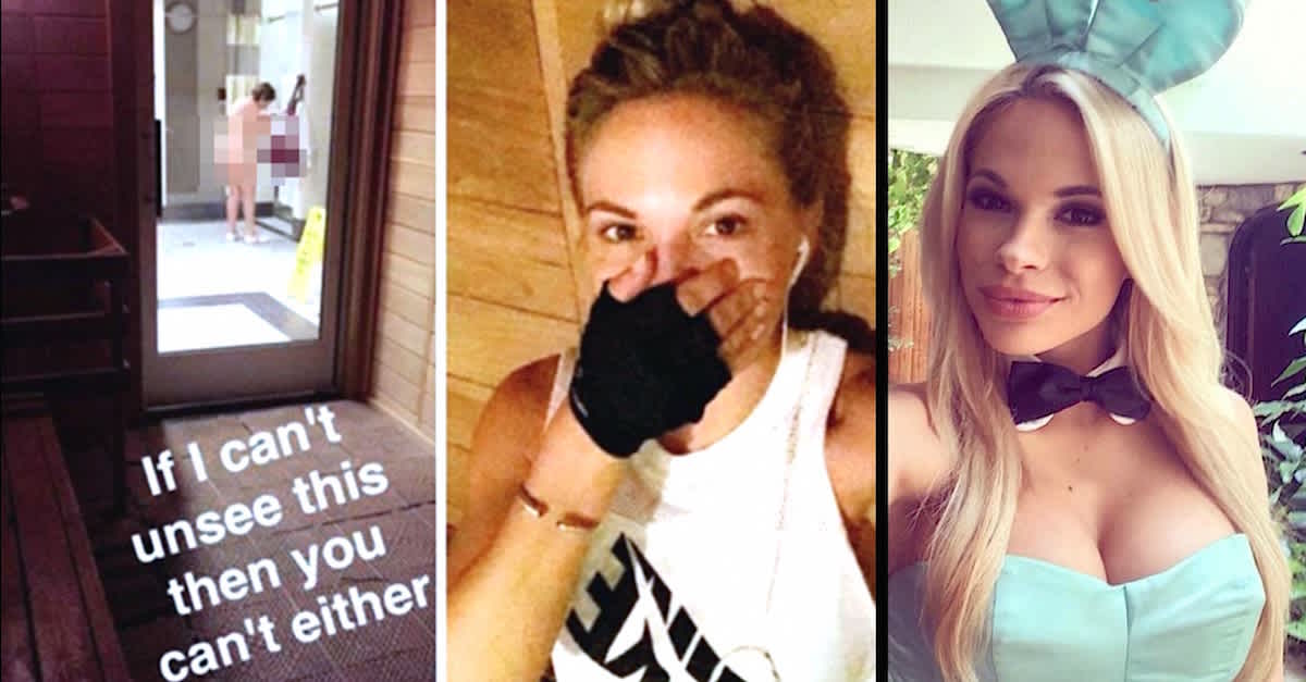 Playboy Model Who Body-Shamed Nude Woman At Gym Is Facing