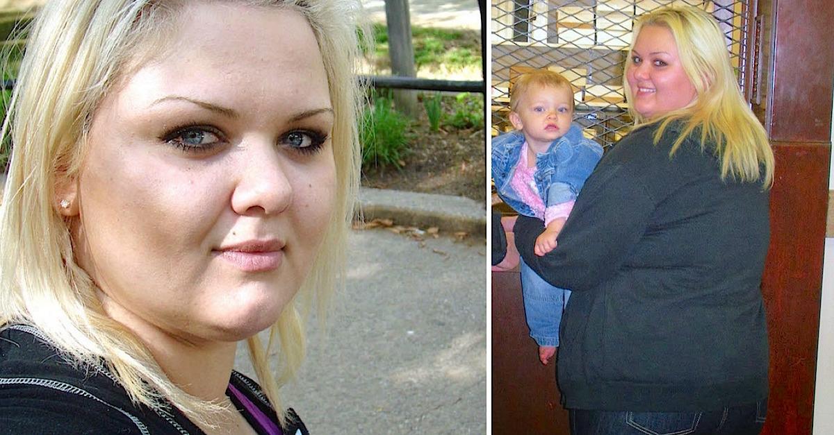 Abusive boyfriend sparked revenge weight loss transformation