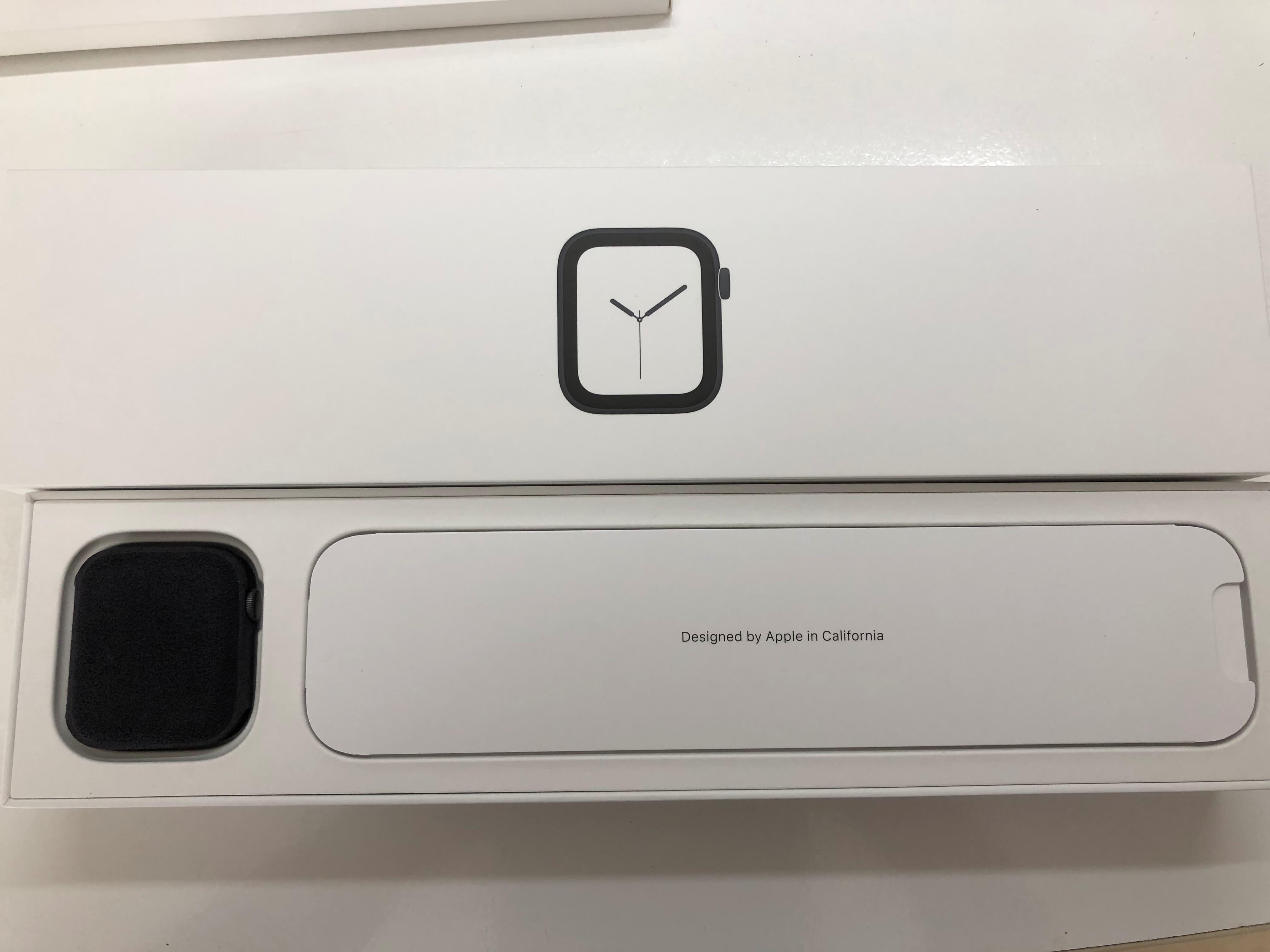 กล่อง Apple Watch