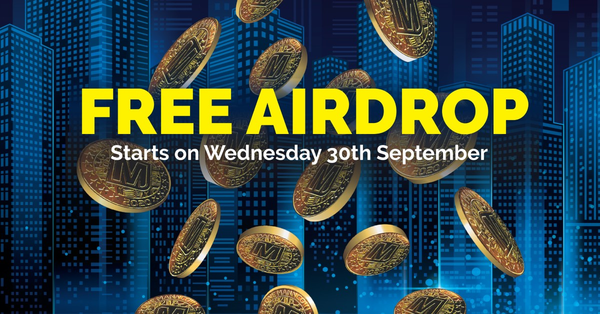 First Manncoin Airdrop Dropped