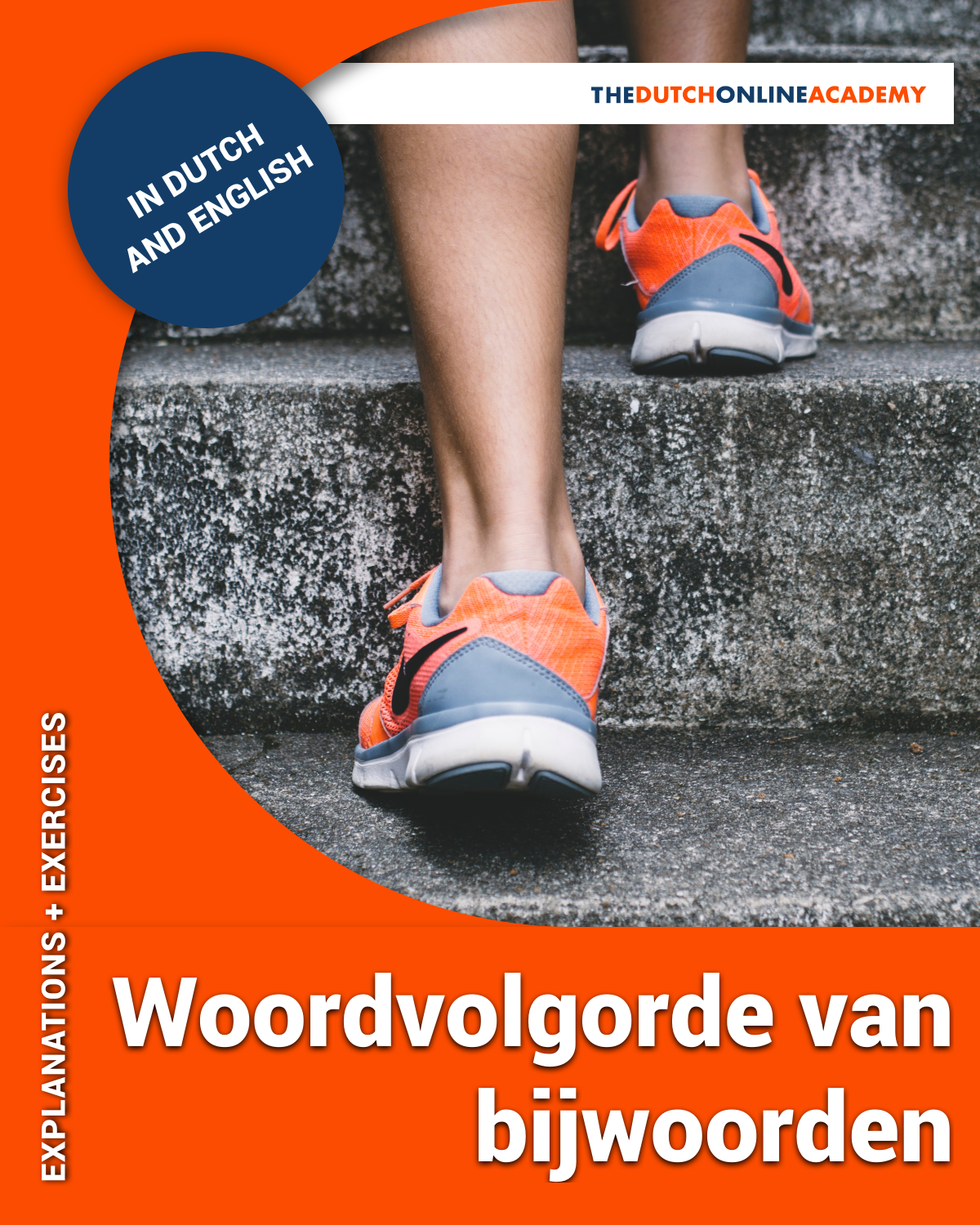 Learn Dutch with Word order of adverbs