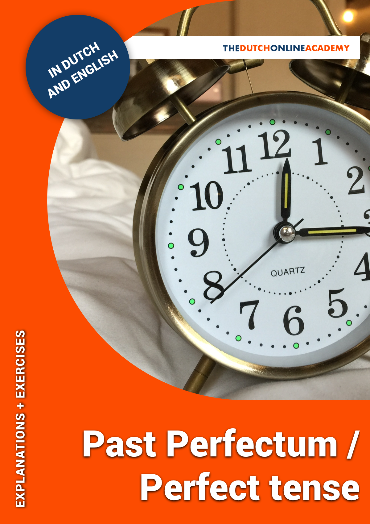 Learn Dutch with Alles over Perfectum