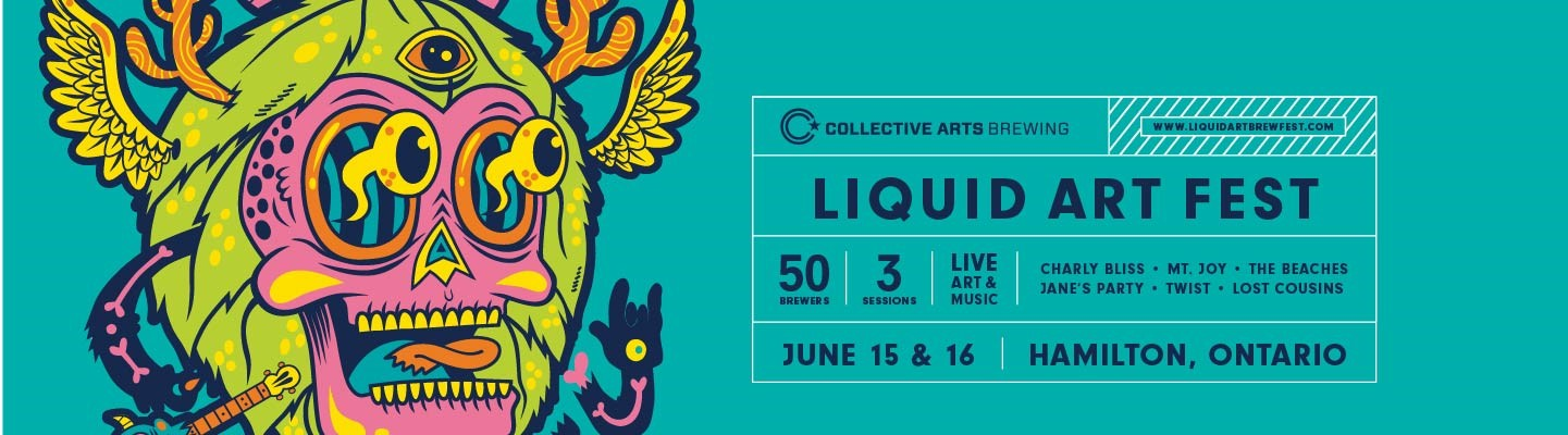 Swoop | the liquid art fest in hamilton