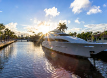 Swoop | cruise the canals in Fort Lauderdale, Florida