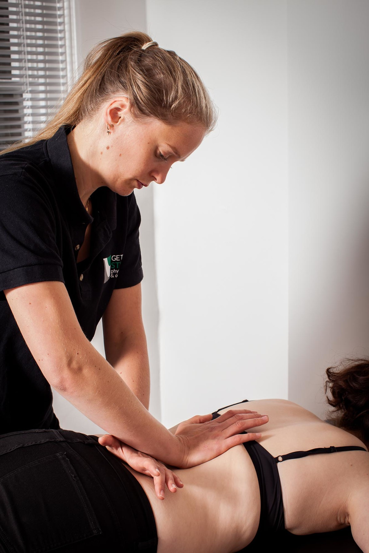 Osteopathy helps improve your movement and strength.