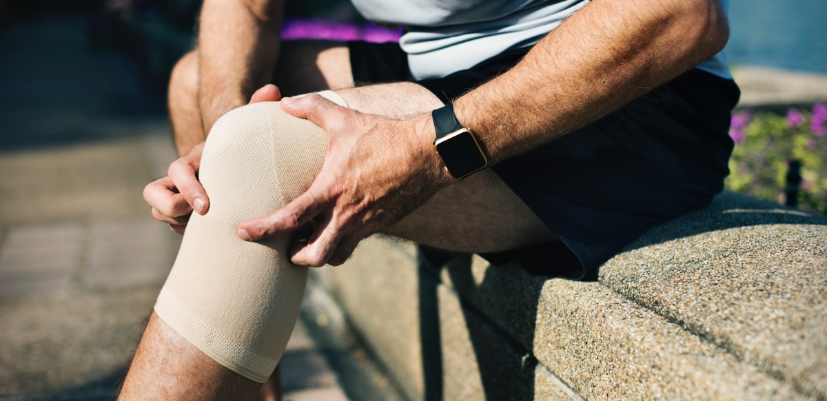 Knee pain helped by physiotherapy in Kew