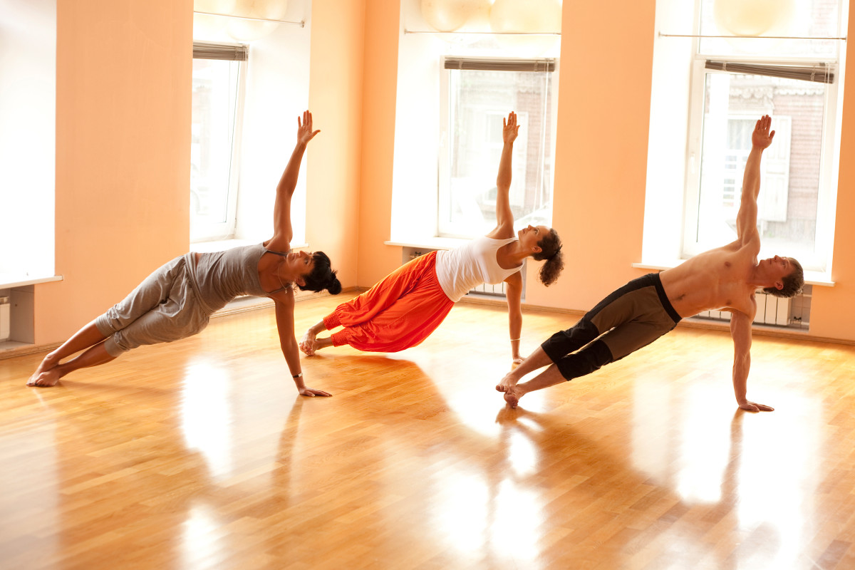 Your yoga, your movement, your class