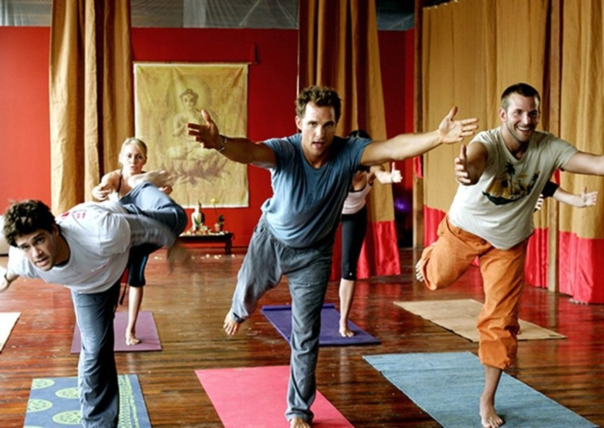 Your Get Strong Yoga class in Kew