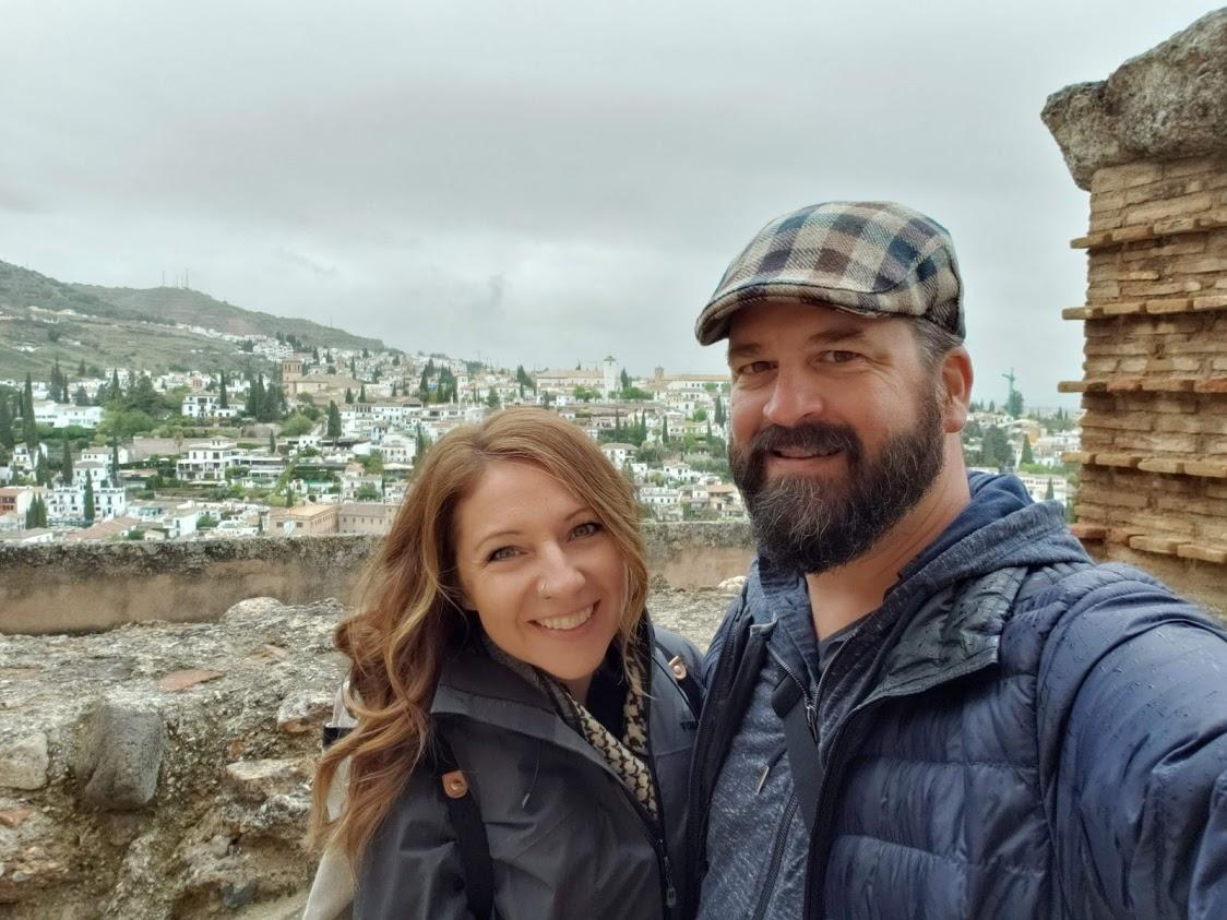 exploring Alhambra