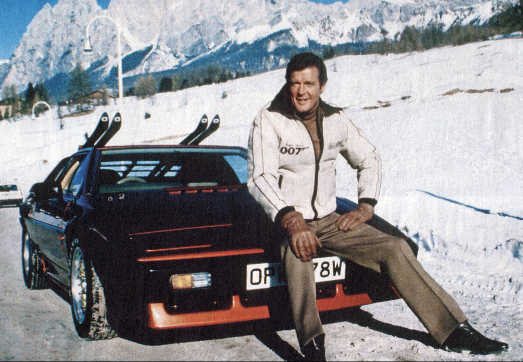 2-Roger Moore