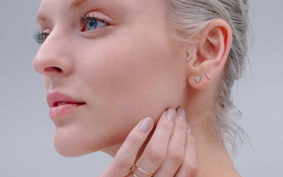 MASTER THE STACKED EARRING