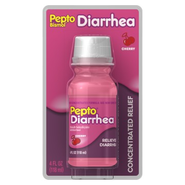 Cherry Diarrhea Liquid | Pepto