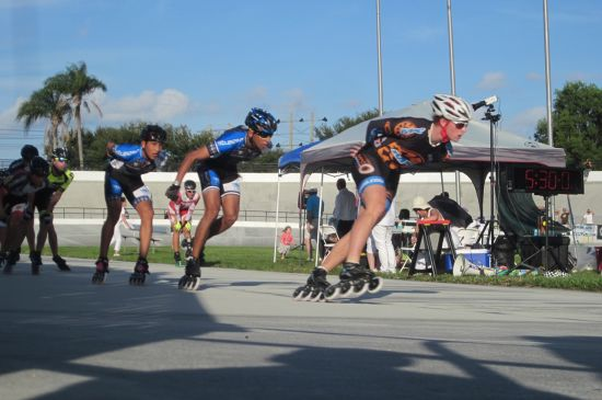 Inline Speedskating