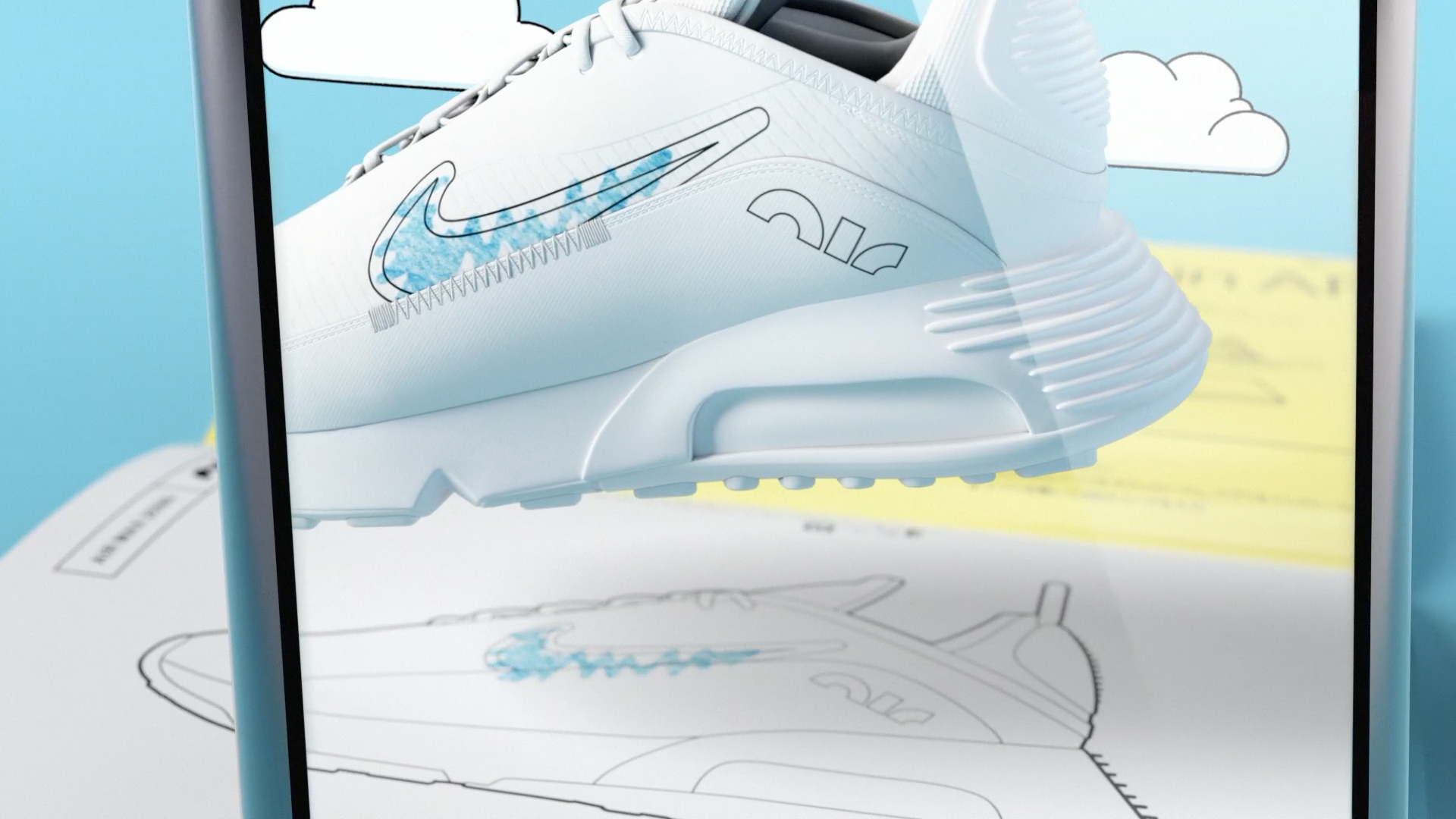Lift off with Air Max - AKQA