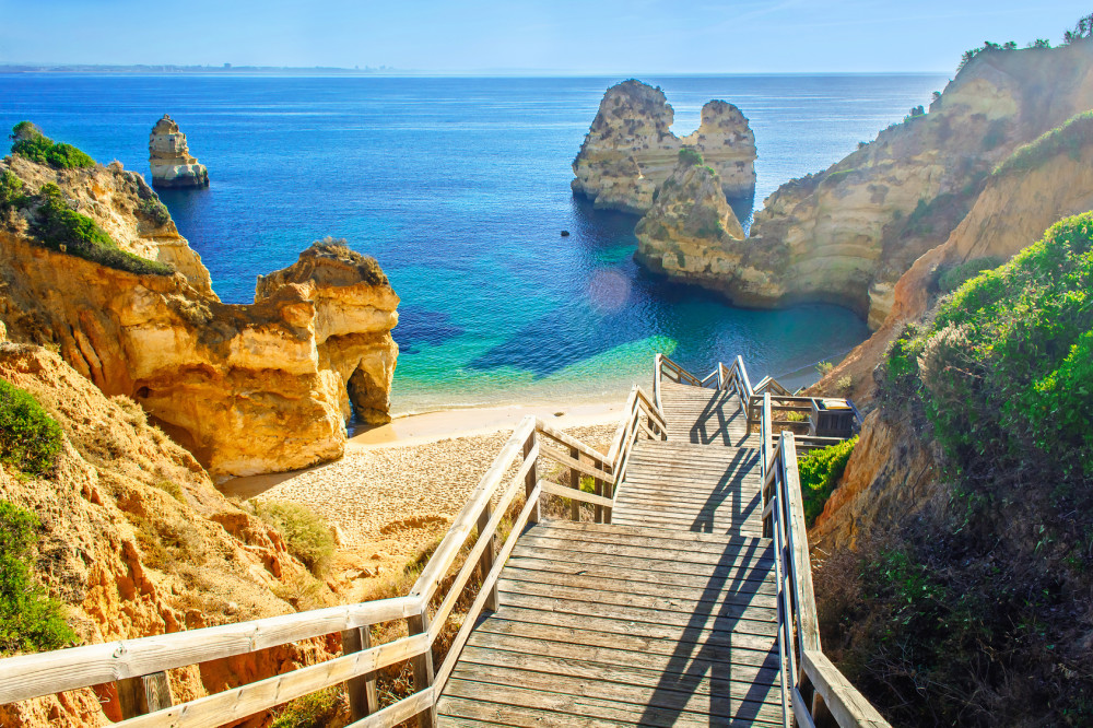 Algarve - beach