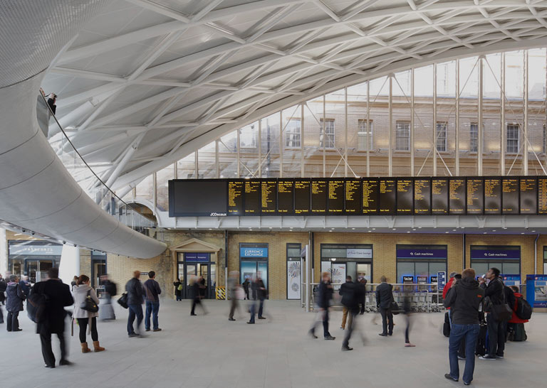 Train stations of the future - Arup