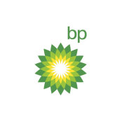 British Petroleum BP logo