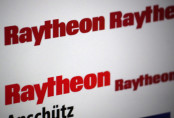 Raytheon Multiple Logo