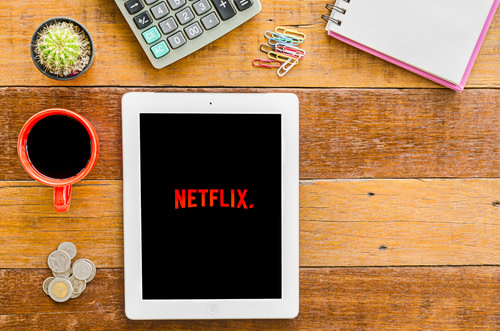 Netflix and Money