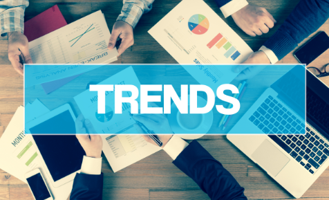 Trends image logo