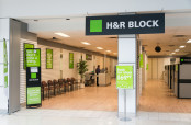 H and R block company logo