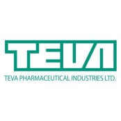 Teva Logo on White Background