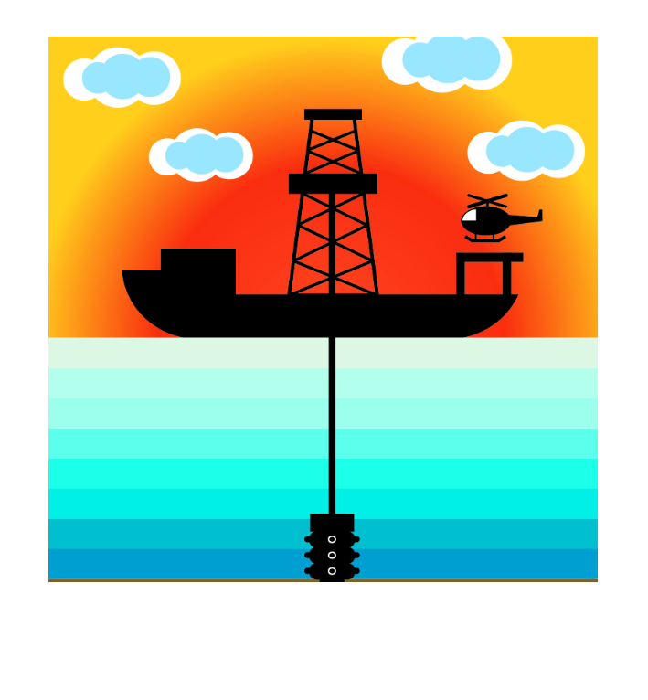 Deepwater Drilling Image