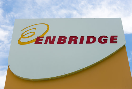 Enbridge merger dividend gold