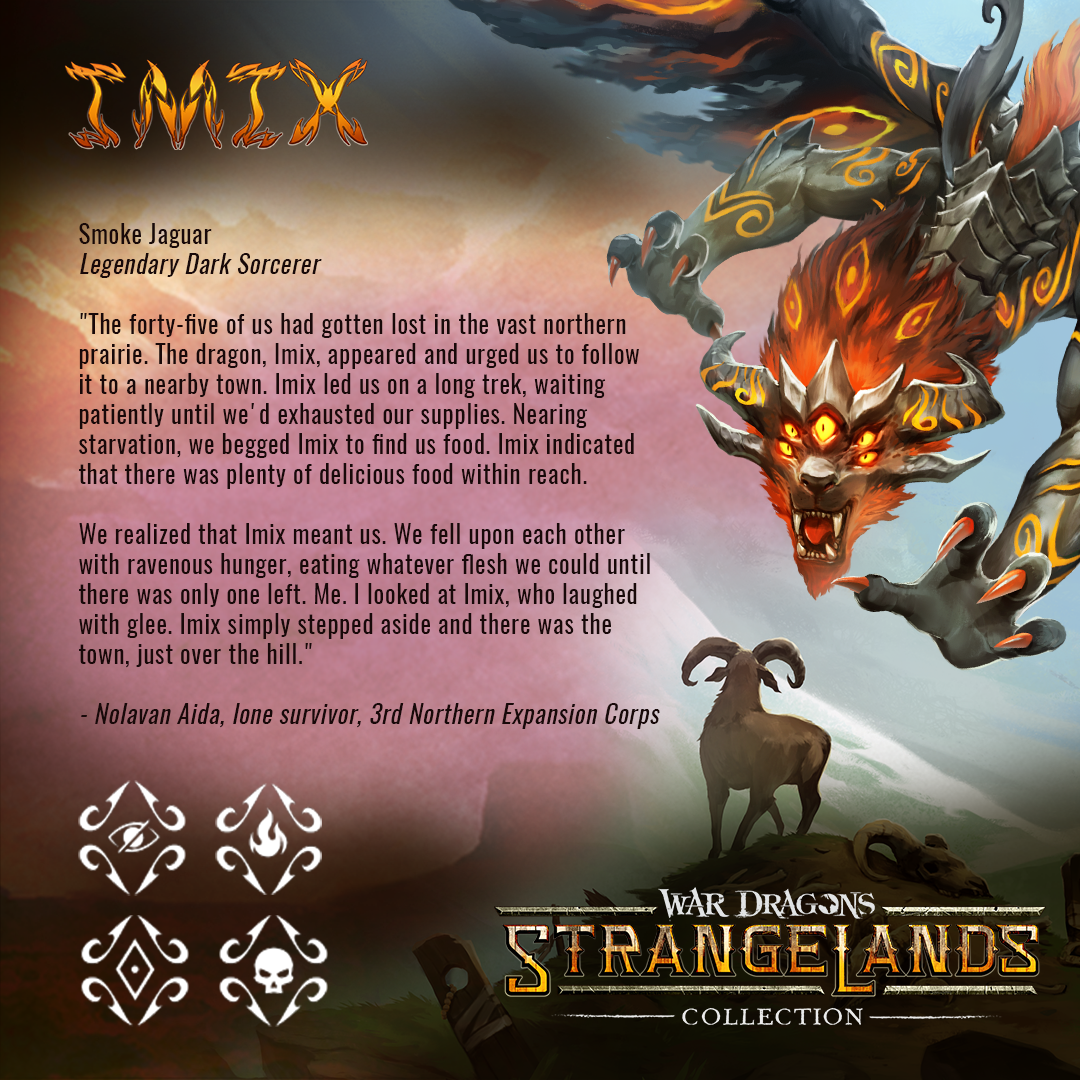 new imix