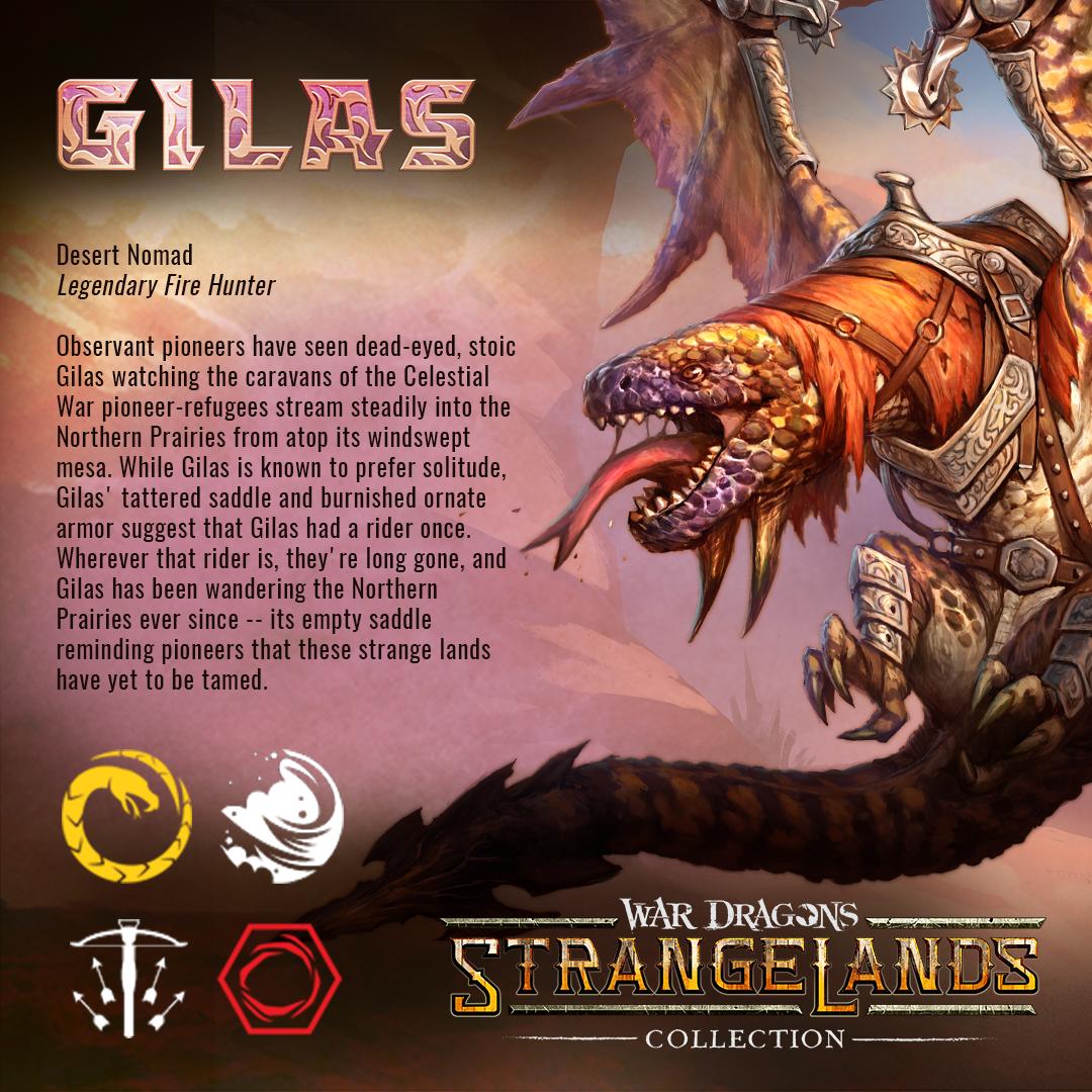 new gilas