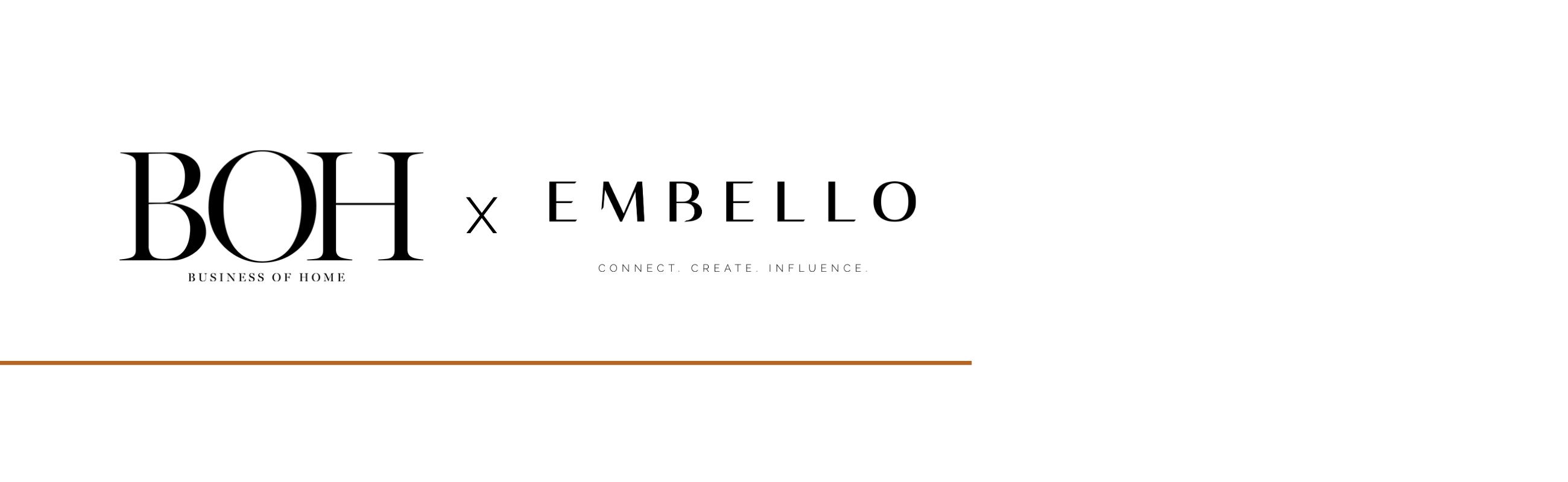 business of home embello webinar