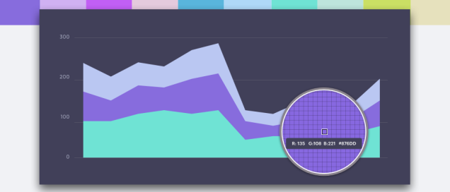 How to Use Your Brand's Color Palette in Data Visualizations