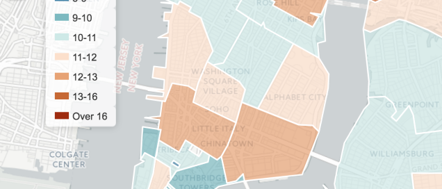 Map Of New York Restaurants.Where To Find The Cleanest Restaurants In Nyc