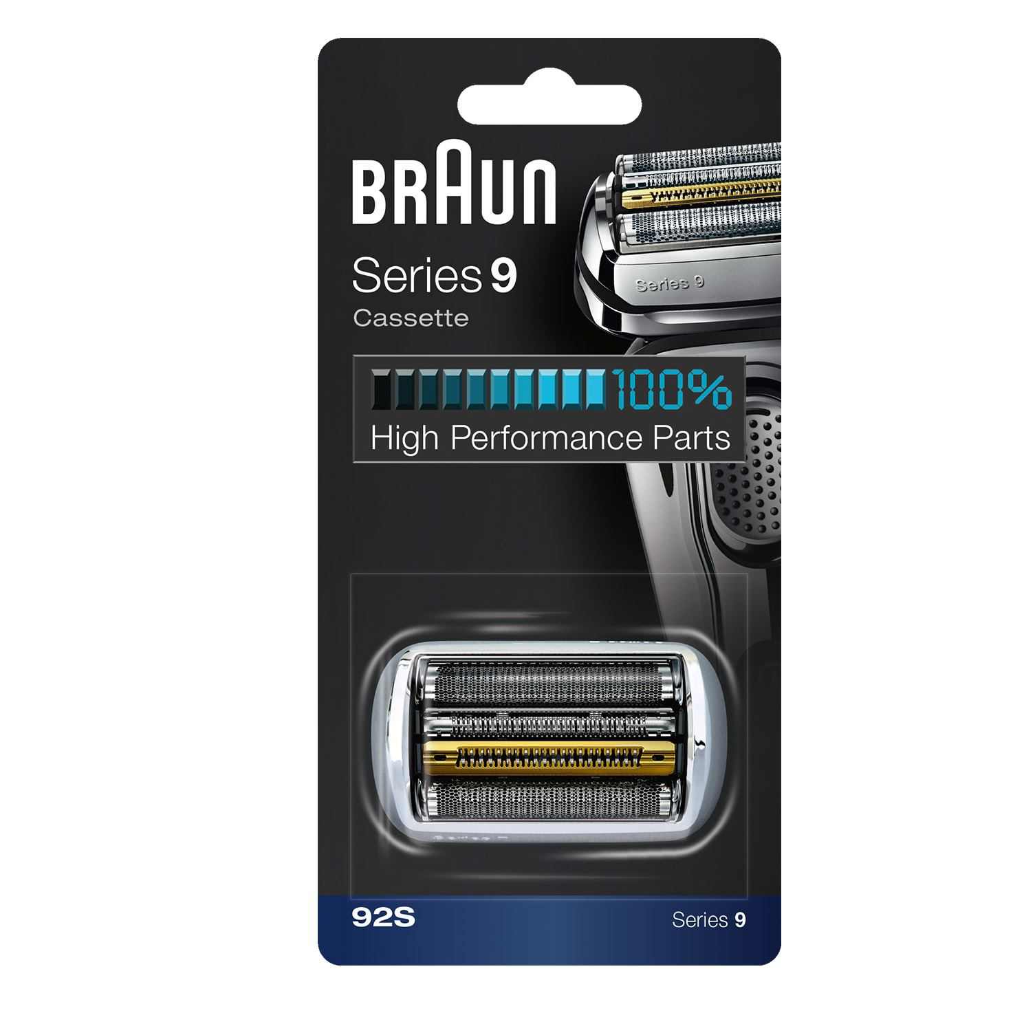 Braun Series 9 Combi 90S Cassette Replacement pack