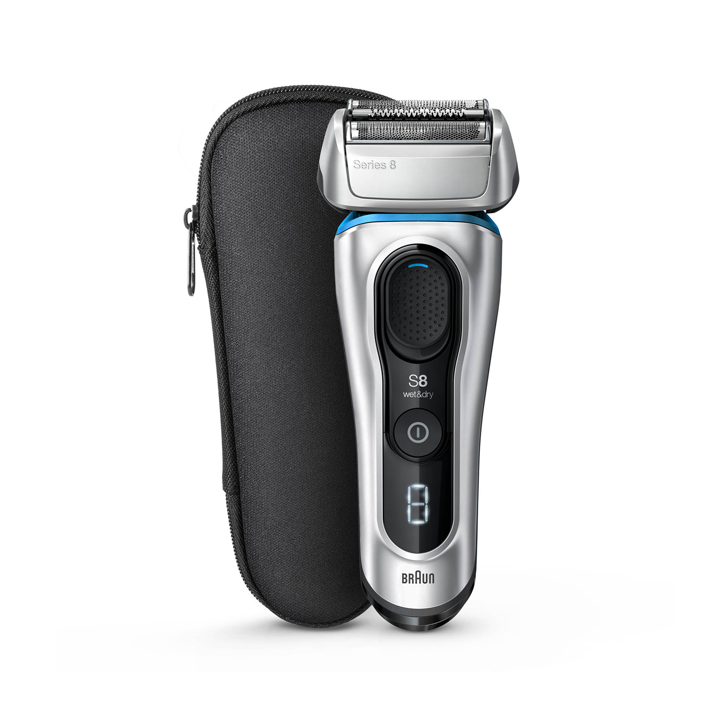 Series 8 8330s shaver