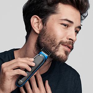 Uzun sakal şekillendirme