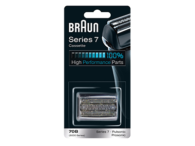 Braun Replacement parts 70B (9000 Series) Cassette