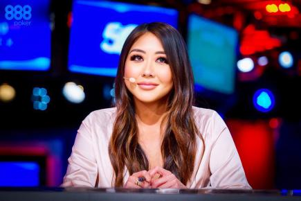 When not gracing the screens of ESPN, Fox Sports, CBS Sports, NBC Sports, and PokerGO, Maria is crushing the competition at the poker tables. Marla is currently ranked #2 professional global female player, having achieved over $4million in live tournament winnings, and the title of the youngest player in the Women's Poker Hall of Fame.
