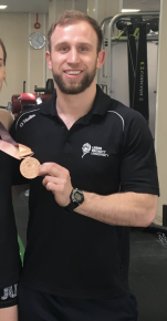 With experience in coaching athletes at all levels, from recreational to elite, Dane currently coaches Olympic medallists and finalists from the World, European and Commonwealth Games. He is Head of Strength and conditioning at Leeds Beckett University in the UK.